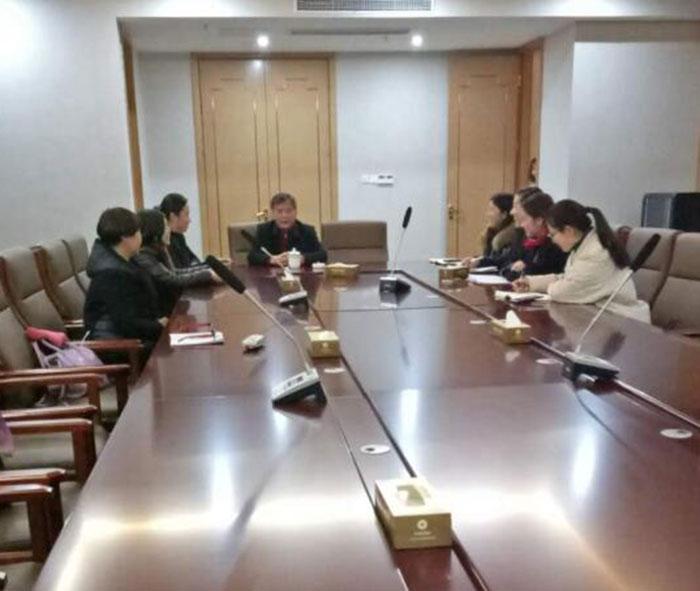 金源置业妇女联合会第一次会议